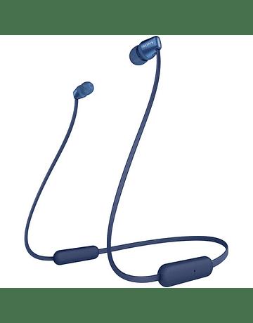 Sony WI-C310 Auriculares inalámbricos In-Ear (azul)