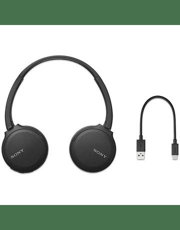 Sony WH-CH510 Wireless On-Ear (White)