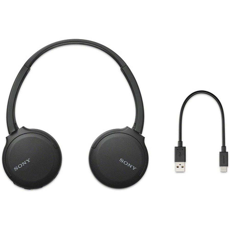 Sony WH-CH510 Wireless On-Ear (Blue)