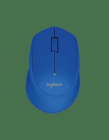 Mouse Inalambrico Logitech M280 Azul Wireless 2.4GHz