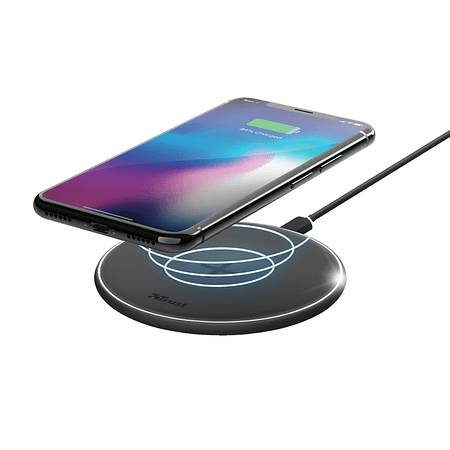 TRUST QYLO Qi charger inalámbrico para telefonos