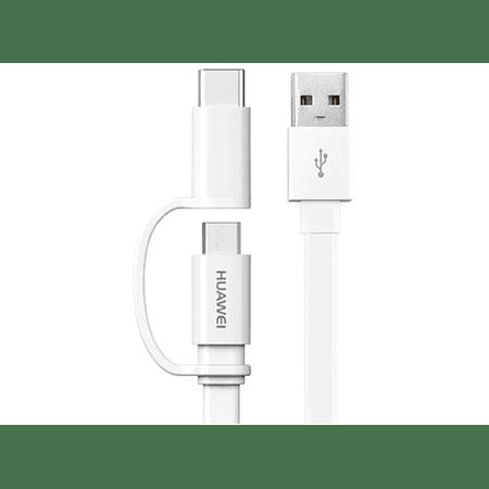 Cable carga Huawei Micro Usb/tipo C