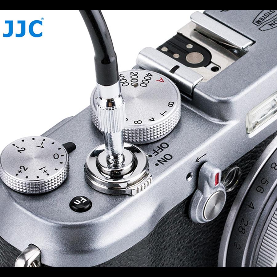 Threaded Cable Release (Disparador) (TR) JJC TCR-70R