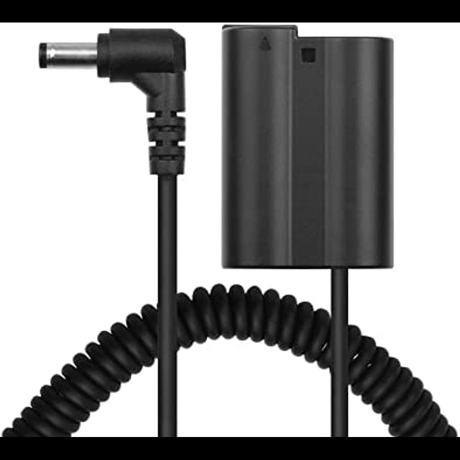 ANDOER DUMMY BATTERY EN-EL15a 5V A USB