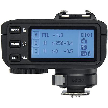 Godox X2T 2.4 GHz TTL Disparador de Flash Inalámbrico