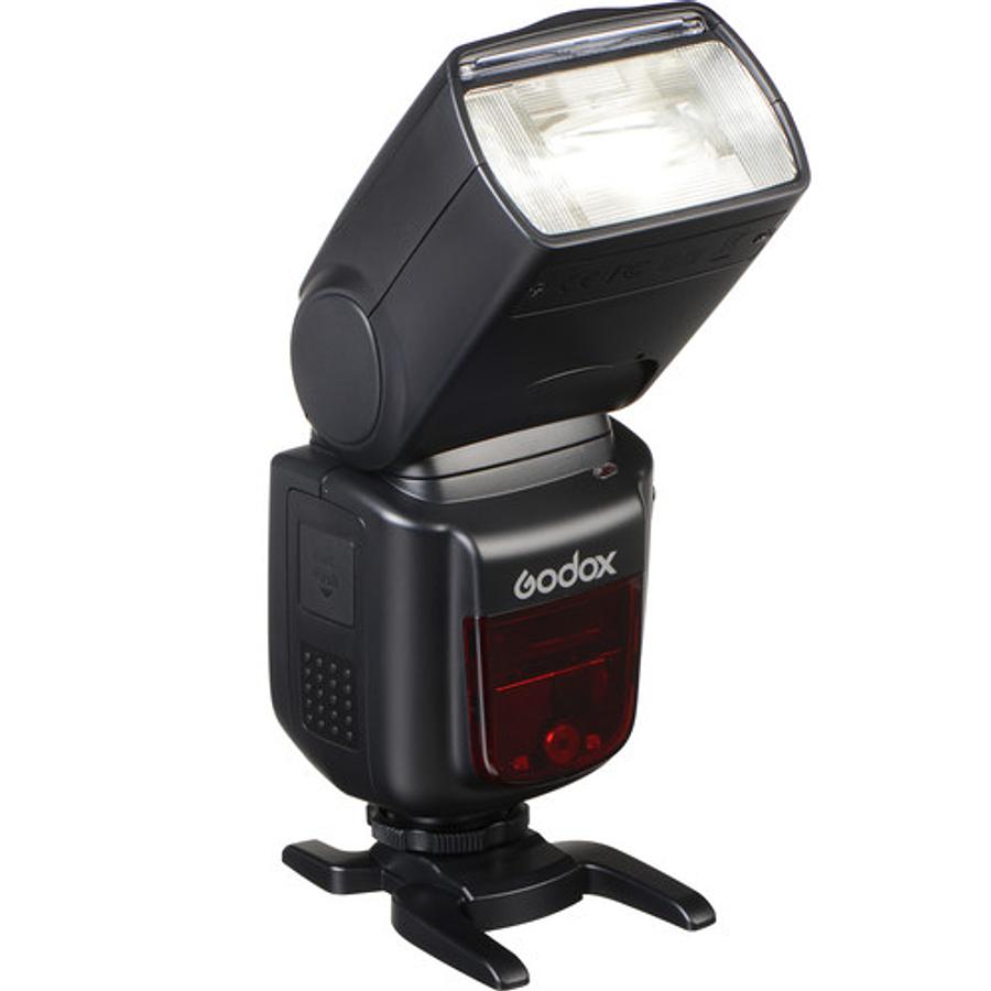 Flash Godox V860II - TTL a batería