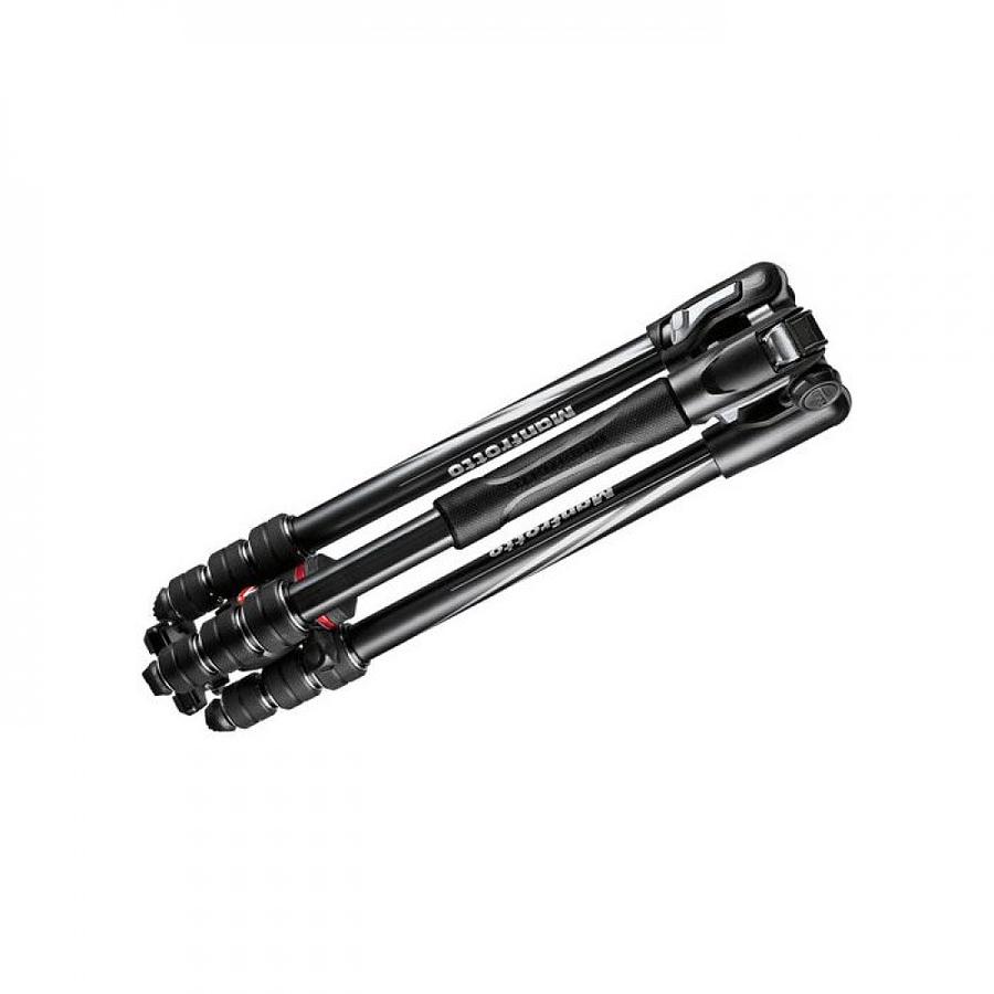 Manfrotto Befree Advance Aluminio Negro Twist Lock C/MH494-BH