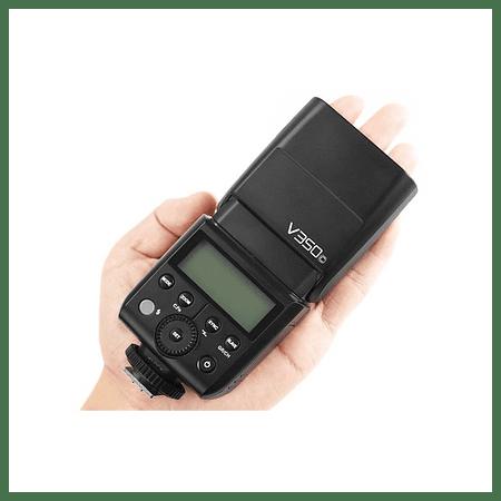 Flash Godox V350 TTL - A Batería