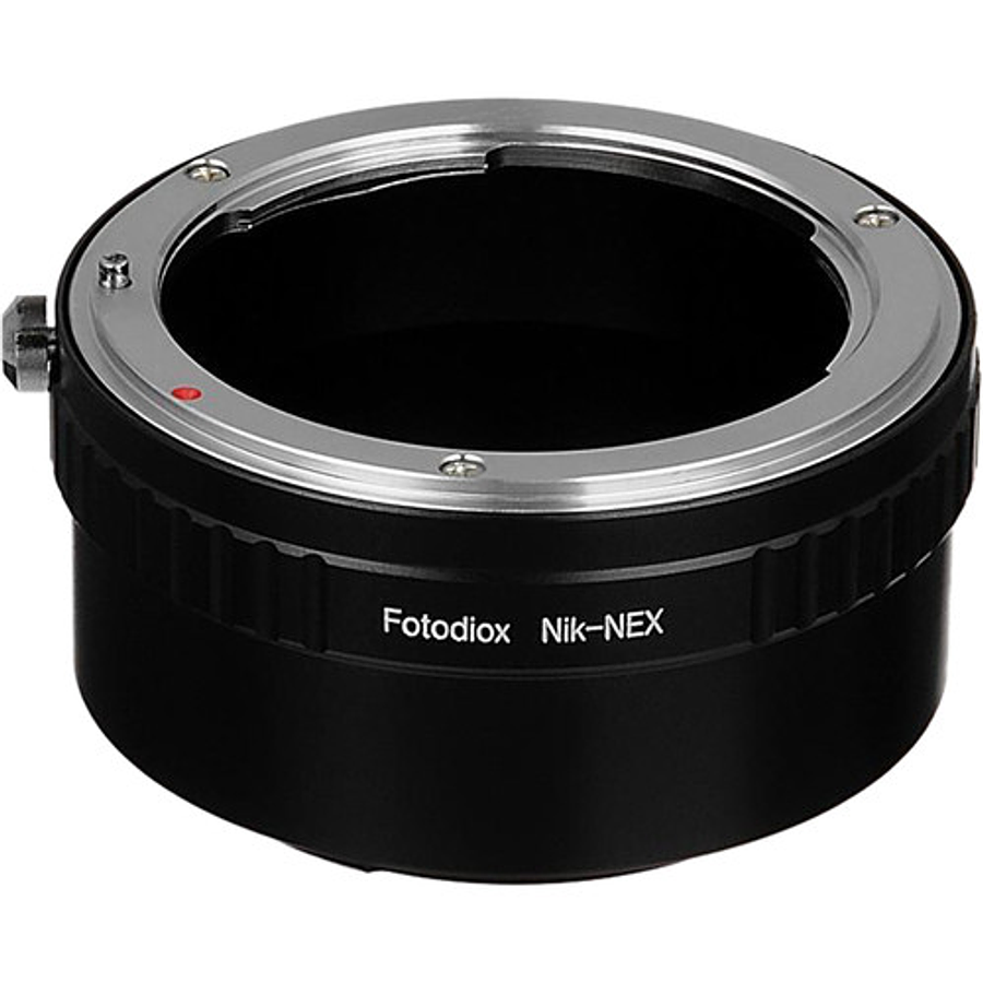Adaptador de montura FotodioX NikonF-Sony E