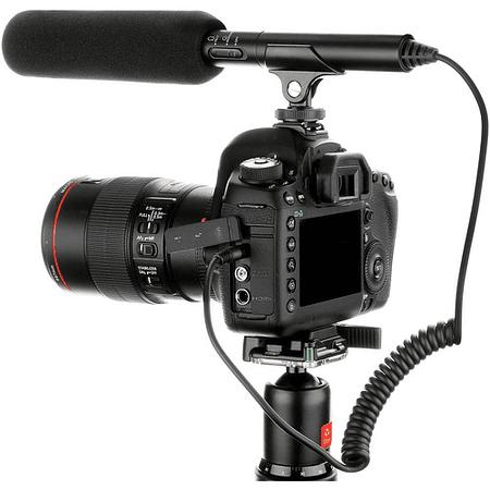 Shotgun POLSEN Microfono condensador SCL-1075