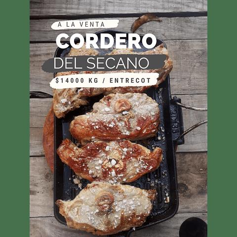 ENTRECOT DE CORDEROS PUMANQUE 1,3 KG