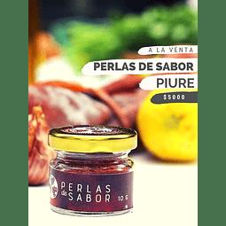 PERLAS DE SABOR