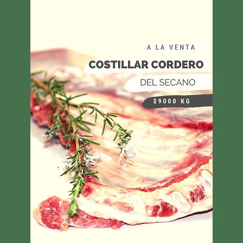 COSTILLAR CORDERO DEL SECANO