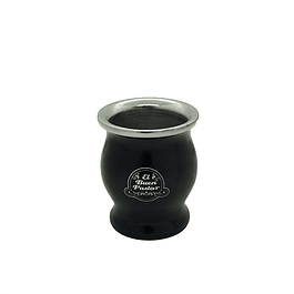 Mate Acero Inoxidable Negro