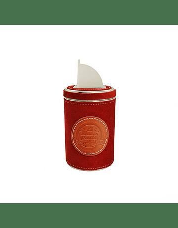 Yerbera Cilindro Roja