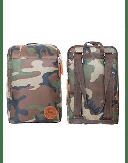 Mochila Morral Matera Militar C/Porta Notebook