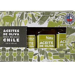 PACK ACEITES DE OLIVA 4 un