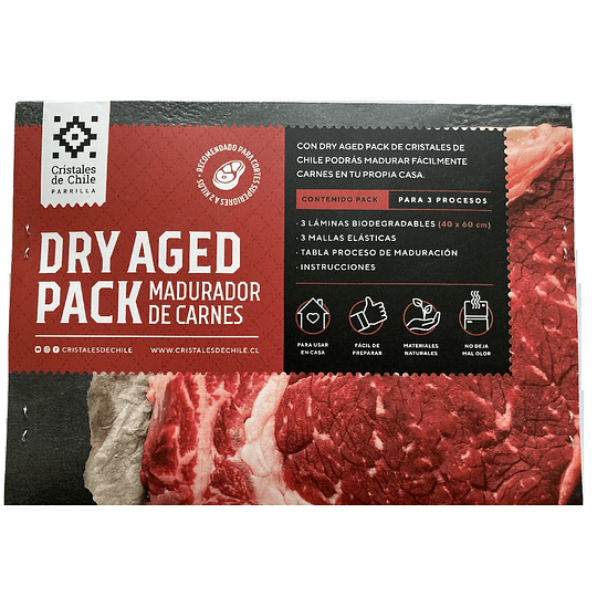 DRY AGED PACK