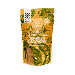 SAL PARRILLERA DE CERVEZA 450 g.