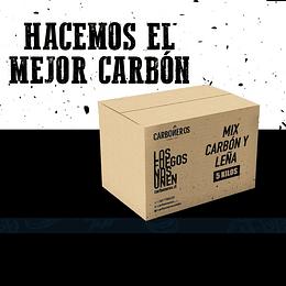 MIX CARBON y LEÑA 5K