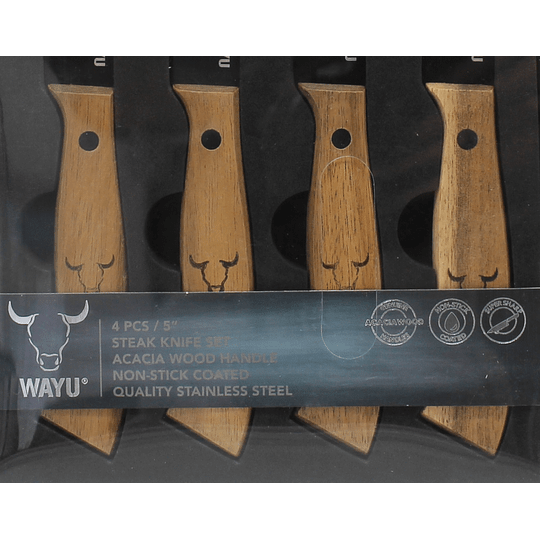 SET CUCHILLO 4 PCS 5