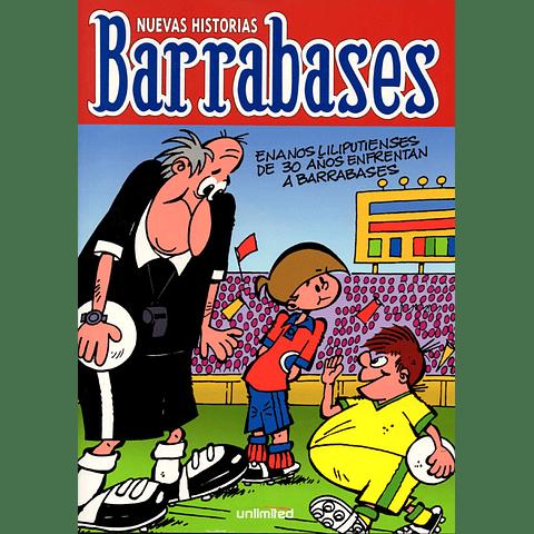 BARRABASES - ENANOS LILIPUTIENSES
