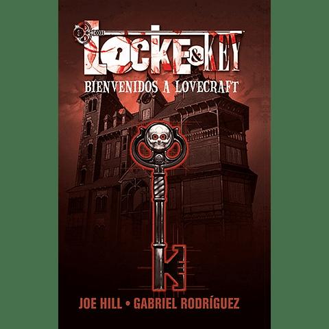 Locke & Key vol. 1 - Bienvenidos A Lovecraft