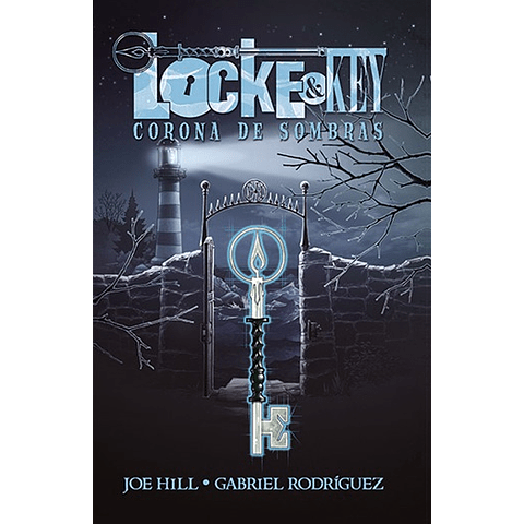 Locke & Key vol. 3 Corona De Sombras