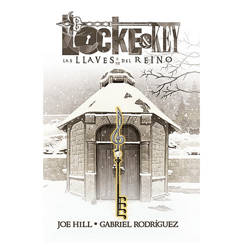 Locke & Key vol. 4 Las Llaves del Reino