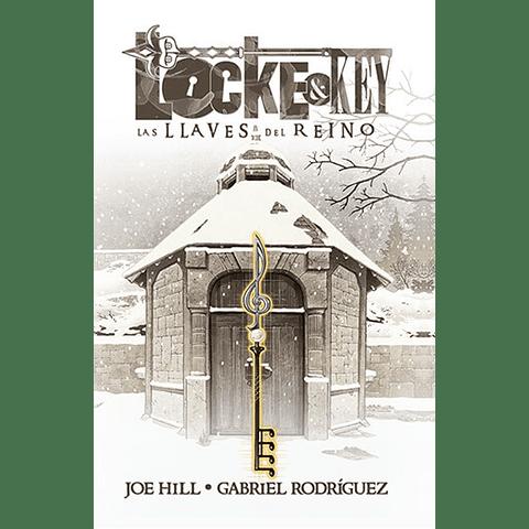 Locke & Key vol. 4 Las Llaves del Reino