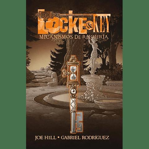 Locke & Key vol. 5 Maquinaria de Relojería
