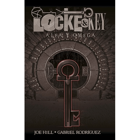 Locke & Key vol. 6 Alfa y Omega