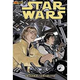 Star Wars (2015) vol. 3 - Carcel Rebelde