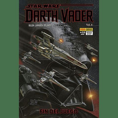 Darth Vader (Marvel 2015) #4  - Fin Del Juego