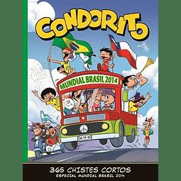 CONDORITO CHISTES CORTOS BRASIL