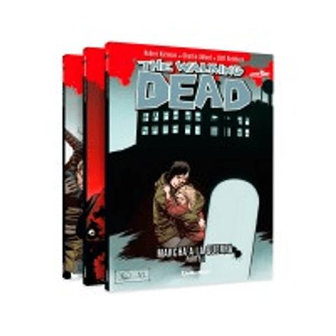 THE WALKING DEAD - Marcha a la guerra - parte 1, 2 y 3