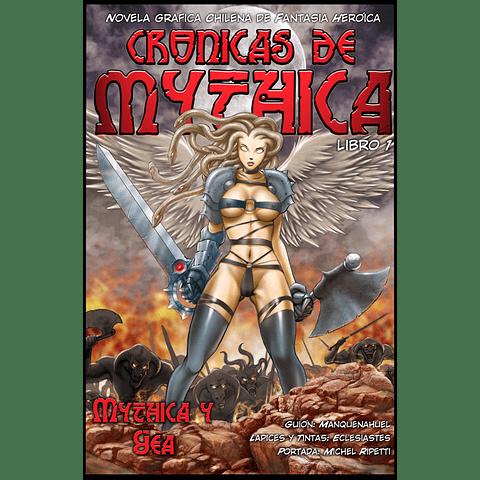 CRONICAS DE MYTHICA - libro 1