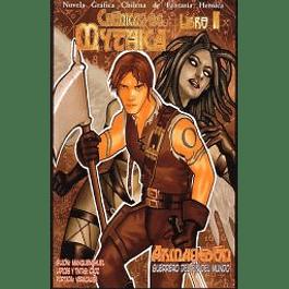 CRONICAS DE MYTHICA - libro 2