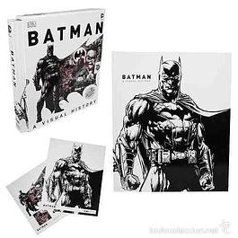 BATMAN, la historia visual