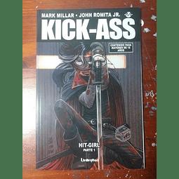 KICK-ASS - hit girl - parte 1 y 2