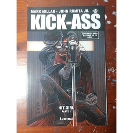 KICK-ASS - hit girl - parte 1 y 2