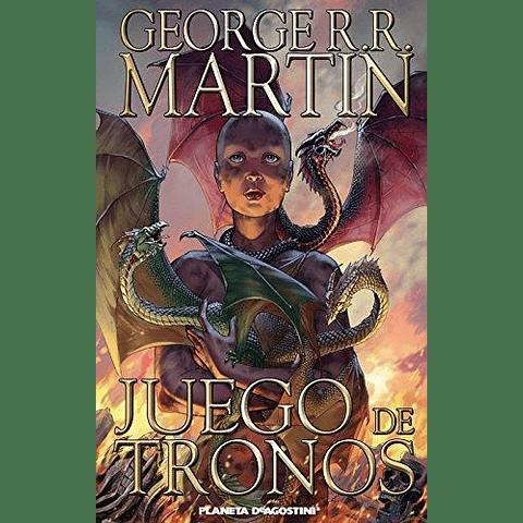 JUEGO DE TRONOS - george r.r. martin - #4