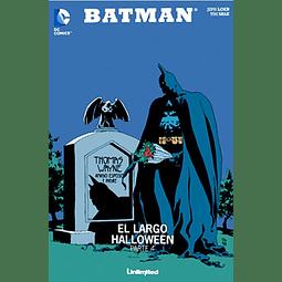 BATMAN - el largo halloween (partes 4, 5 y 6)