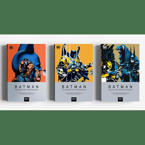 BATMAN - LA CAIDA DEL MURCIELAGO - COMPLETA