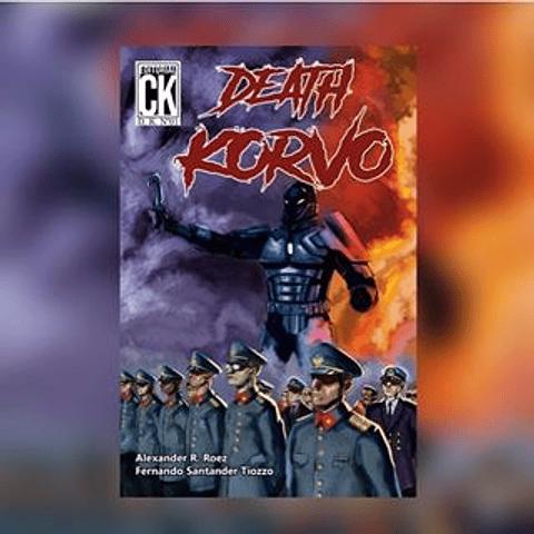 DEATH KORVO #1