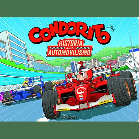 CONDORITO HISTORIA DEL AUTOMOVILISMO