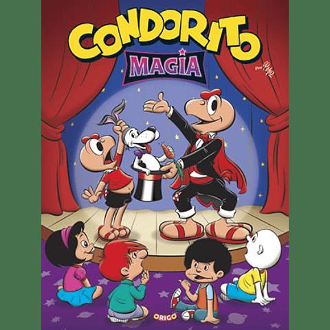 CONDORITO MAGIA