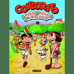 CONDORITO PUEBLOS NATIVOS AMERICANOS