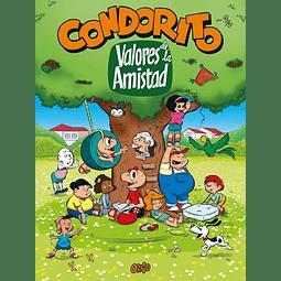 CONDORITO VALORES DE LA AMISTAD