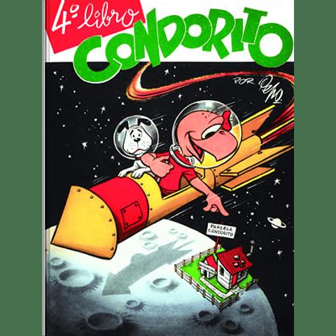 CONDORITO 4° LIBRO EDICION FACSIMILAR